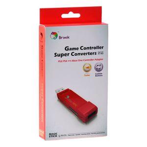 ADAPTATEUR MANETTE Brook PS4 / PS3 à XBOX ONE Adaptateur contrôleur d