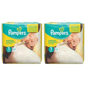Couches 2 5 kg achat vente couches 2 5 kg pas cher cdiscount - Couche pampers new baby taille 2 ...