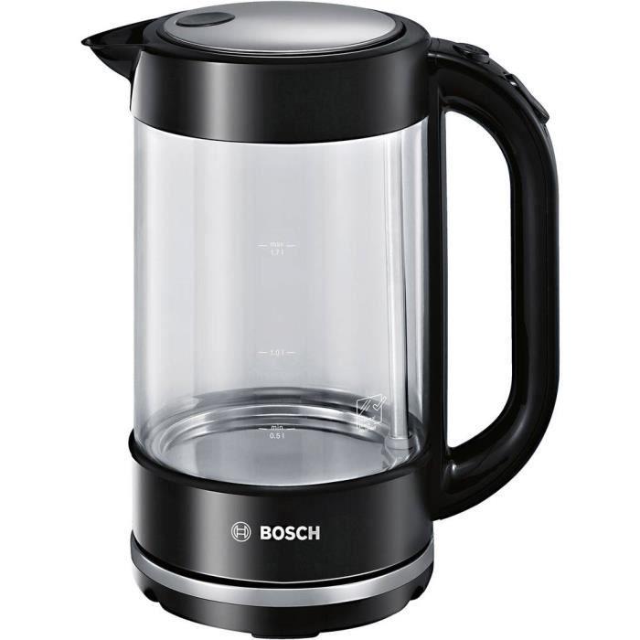 Bosch Haushalt TWK70B03 Bouilloire sans fil noir