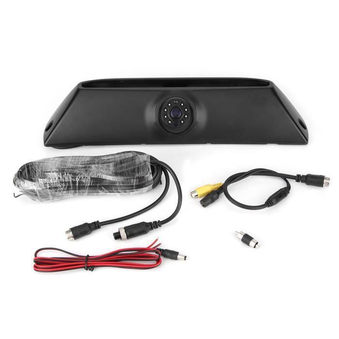 Caméra de recul de vue arrière de voiture caméra de recul de moniteur de voiture HD IP68 étanche pour Iveco Daily