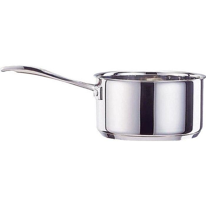 Casserole en inox Chef -D: 14 cm