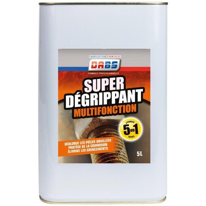 DABS Super dégrippant 5L