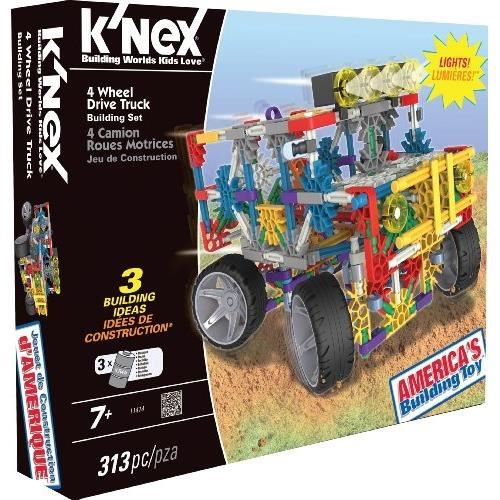 KNEX - 33123T - JEU DE CONSTRUCTION - CAMION - …