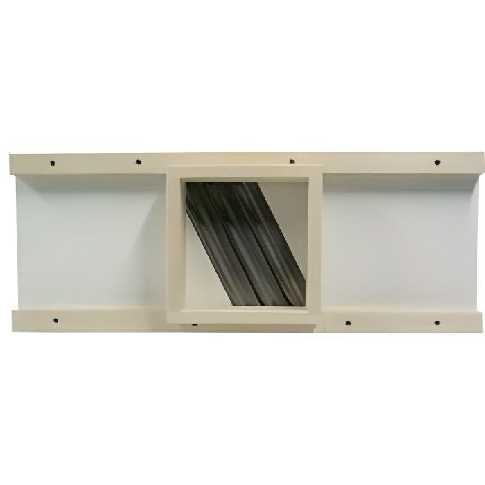 TELLIER Râpe à choucroute en Bois - 235 x 600 x 60 mm