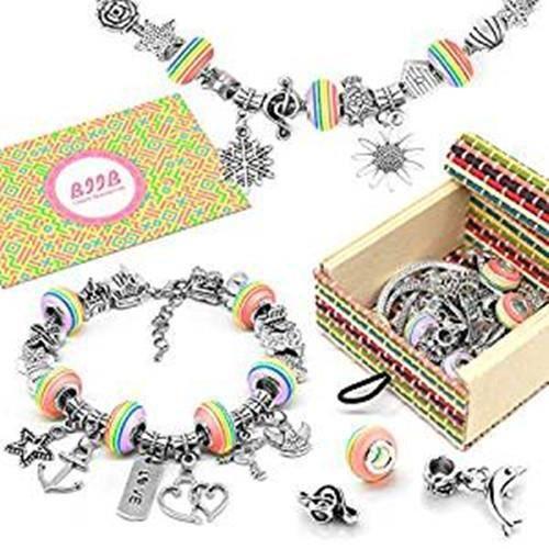 bracelet argent enfant fille