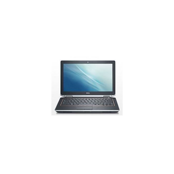 ORDINATEUR PORTABLE Dell Latitude E6320 - Windows 7 - i5 4Go 250Go - 1