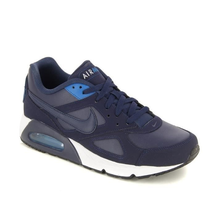 lowest price f2619 25df8 Basket Nike Air Max IVO LTR bleue. 580520-444.