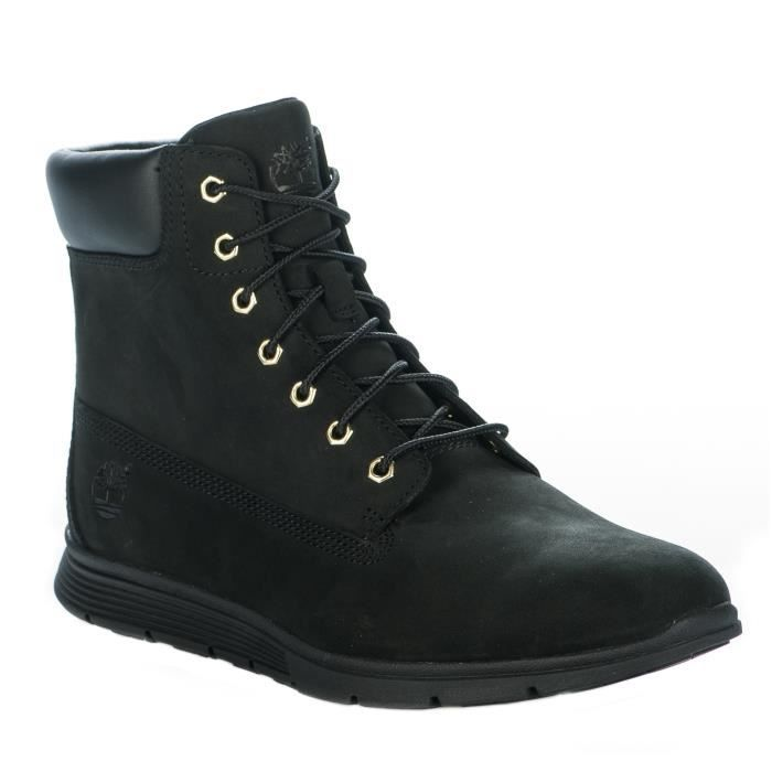 Baskets fille - TIMBERLAND - Noir - KILLING 6 IN BOOT