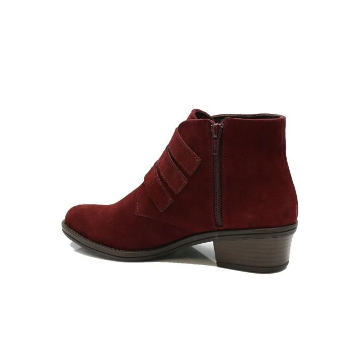 Femme - BOTTINES - MRK2 - Sept cent cinquante-quatre - (35)