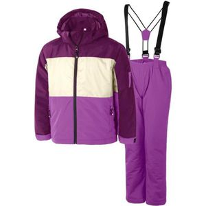 COLOR KIDS Ensemble de V?tement de Ski Randolf Violet