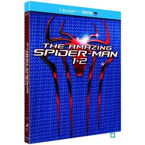 BLU-RAY FILM Blu-Ray Coffret the amazing Spider-Man : the am...