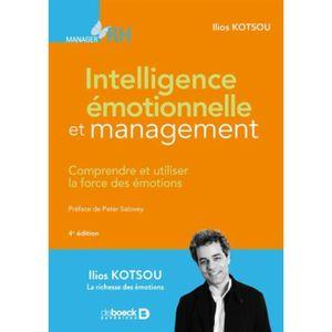 LIVRE GESTION Intelligence émotionnelle et management. Comprendr