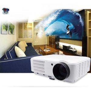 Vidéoprojecteur 4K Vidéoprojecteur LED – 3D 4000 lumen 1080p 7000: