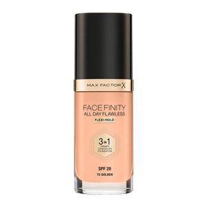 FOND DE TEINT - BASE Max Factor Face Finity All Day Flawless 3 in 1 Fou