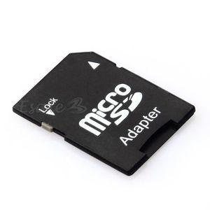 ADAPTATEUR AUDIO-VIDÉO  Adaptateur Convertisseur Micro SD TF SDHC vers ...