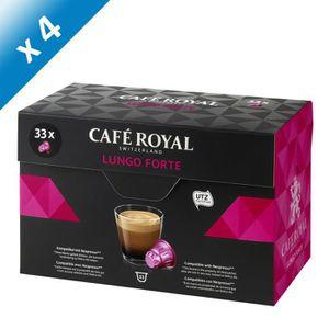 CAFÉ CAFE ROYAL Lungo Forte - Compatibles avec le systè