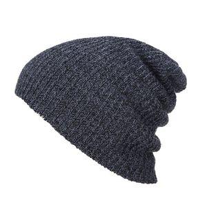 BONNET - CAGOULE Fashion Beanie Bonnet Ski Chapeau d'hiver pour Hom