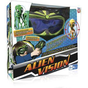 JEU SOCIÉTÉ - PLATEAU IMCTOYS Alien Vision
