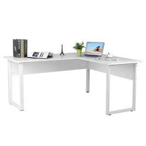BUREAU  LESHP® Bureau informatique - table informatique Me