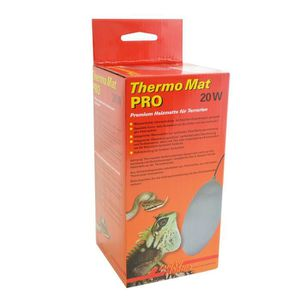 TAPIS Lucky Reptile HTP-20 Thermo Mat Pro 20W, Chauffage