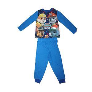 PYJAMA pyjama pat patrouille bleu