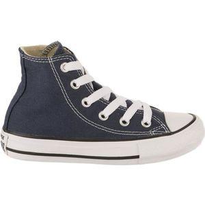 Converse bleu marine