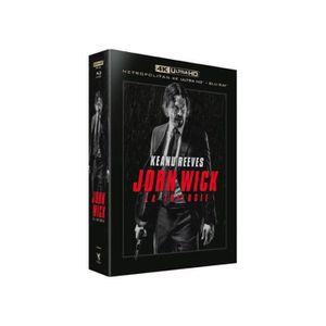 BLU-RAY FILM Coffret Trilogie John Wick : John Wick 1 Et 2  Par