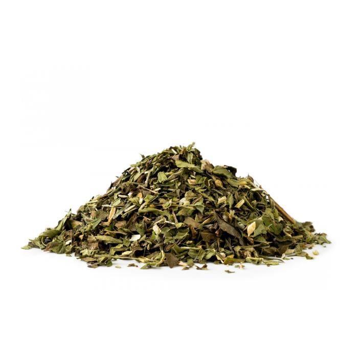 VRAC - Thé vert aromatisé - Earl grey bergamote - 100g