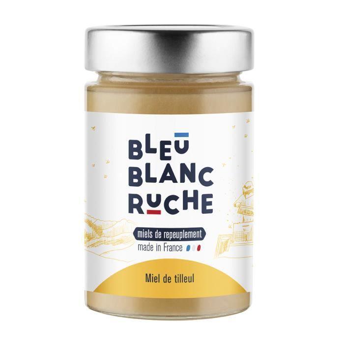 Miel de tilleul français
