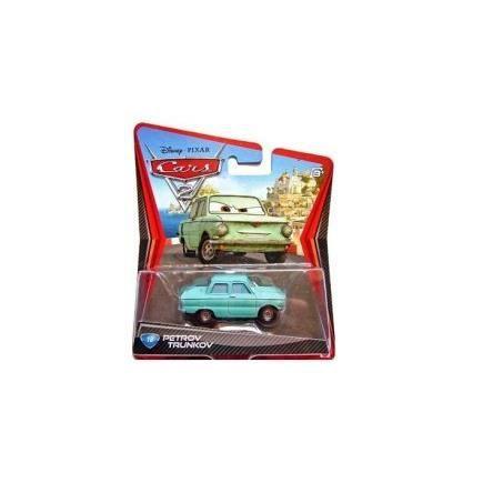 Voiture Disney Cars 2 Petrov Trunkov V?hicule Miniature N?18