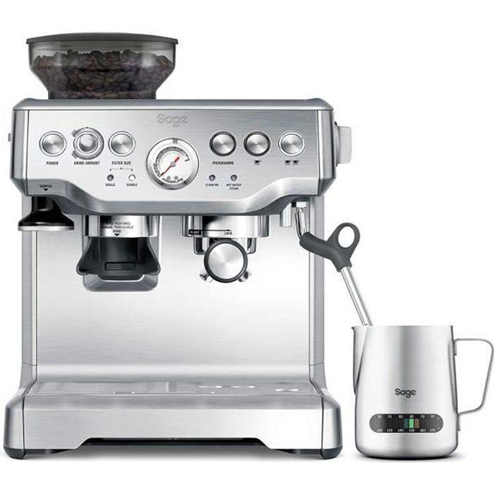 Bosh machine a café Le Barista express Argent SES875 15