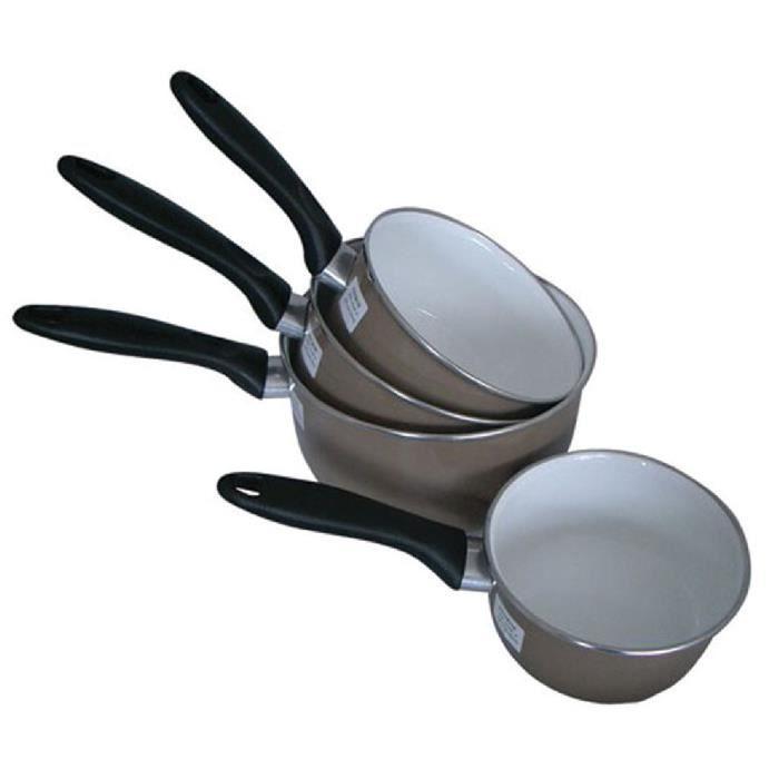 Casserole gamme Taupe Beka - Diamètre 14 cm