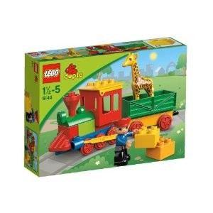 Lego Duplo Legoville Le Train Du Zoo