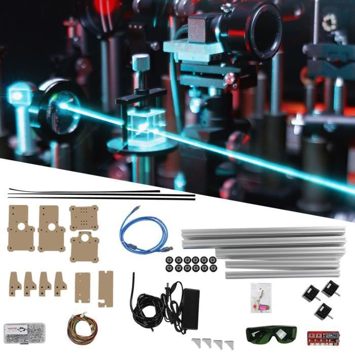 Graveur laser bricolage Machine Printer Kit Imprimante CNC sans tête laser - CN Plug 110-240V