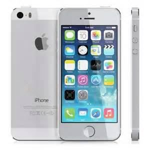 apple iphone 5s 32go argent achat smartphone pas cher. Black Bedroom Furniture Sets. Home Design Ideas
