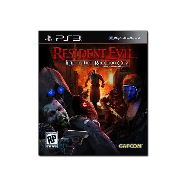 JEU PS3 Resident Evil Operation Raccoon City PlayStation 3