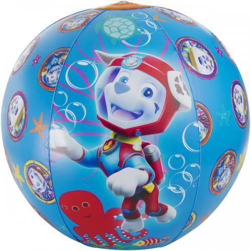 patrouille pas de Gonflable Pat plage 45 Prix Ballon cm