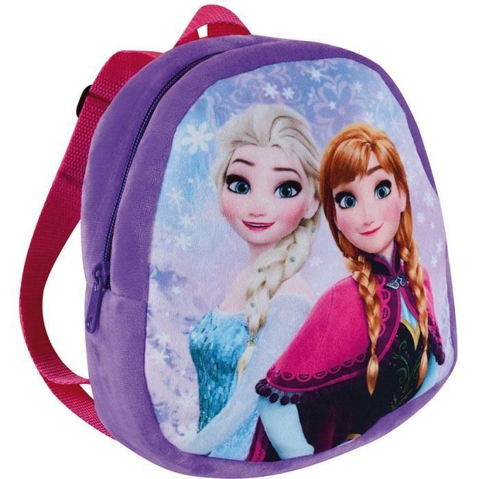 SAC À DOS Jemini Disney Reine des Neiges sac a dos en peluch