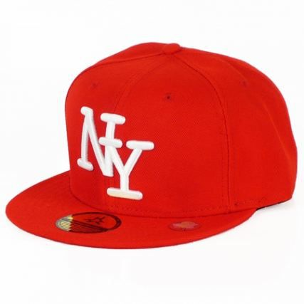 casquette new york ny reglage snapback broderi achat vente casquette csq new york rouge. Black Bedroom Furniture Sets. Home Design Ideas