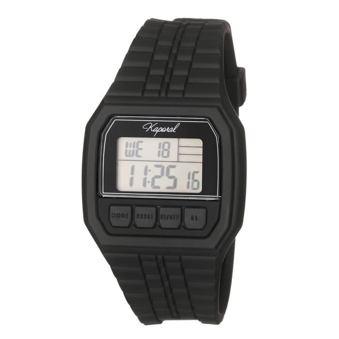 MONTRE KAPORAL 5 Montre 9202001 Mixte