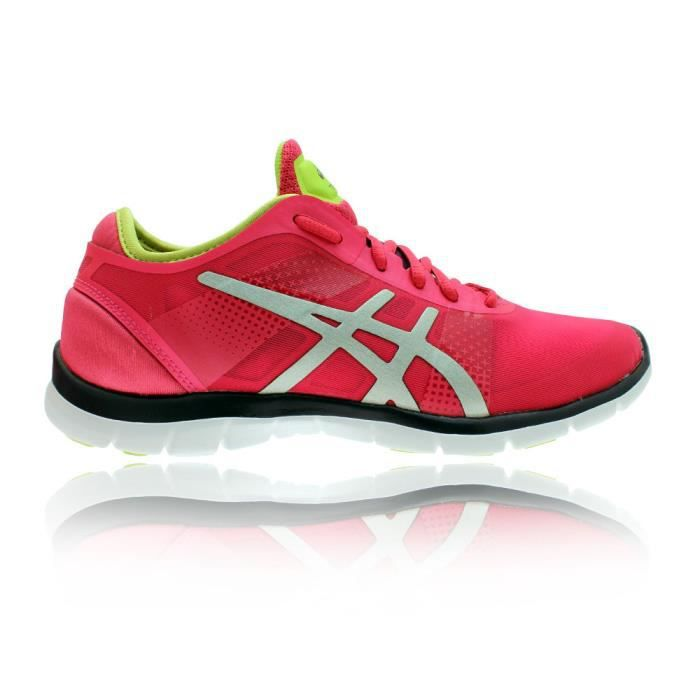 Fitness Asics Gel Fit Nova Chaussures De Training Femme