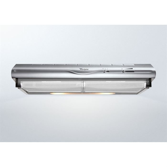 Whirlpool akr441ix hotte visiere evacuation ou recyclage for Hotte evacuation ou recyclage