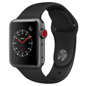 MONTRE CONNECTÉE Apple Watch Series 3 GPS + Cellular 38mm Boîtier e