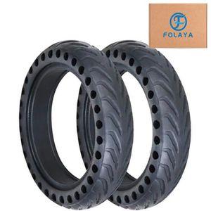 PNEUS AUTO 8 1 / 2x2 de pneu non pneumatique Amortisseur De P