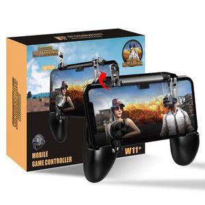 MANETTE JEUX VIDÉO Contrôleur de manette de jeu PUBG Fire Mobile Pad
