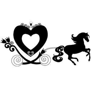Cheval Et Carosse