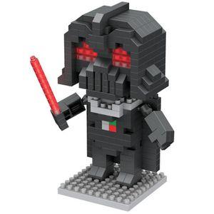 ASSEMBLAGE CONSTRUCTION  LBOYU Jouet éducatif de construction style Lego f