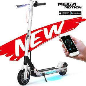 TROTTINETTE ELECTRIQUE  Trottinette Électrique Mega Motion M5, scooter pl