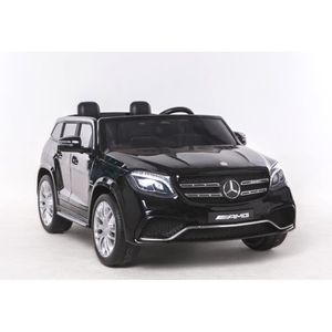 VOITURE ELECTRIQUE ENFANT Véhicule électrique Mercedes - Benz GLS 63 Noir -