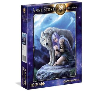 PUZZLE Clementoni - 39465 - Anne Stokes Collection Puzzle